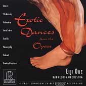 Exotic Dances From the Opera / Eiji Oue, Minnesota Orchestra