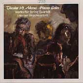 Adorno, Eisler: Works for String Quartet / Leipziger