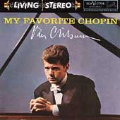 My Favorite Chopin / Van Cliburn