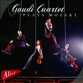 Gaudi Quartet plays Mozart