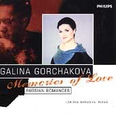 Memories of Love / Gorchakova, Gergieva
