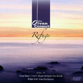 Refuge - chamber works by Ozkan Manav, Chen Yi, Ken Walicki, William Kraft, Khachaturian / Divan Consort
