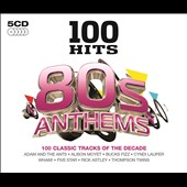 Various Artists: 100 Hits: 80s Anthems