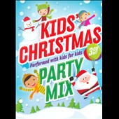 Various Artists: Kids' Christmas Party Mix: Performed With Kids For Kids [Box]