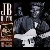 J.B. Hutto: Bluesmaster: The Lost Tapes [Digipak]