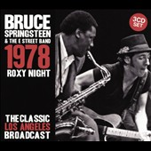 Bruce Springsteen: Roxy Night