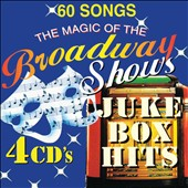 Various Artists: The Magic of the Broadway Shows Juke Box Hits [Box]