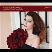 Albanian Flowers: Songs from Albania and Kosovo / Flaka Goranci, mzz; Ensemble Dielli