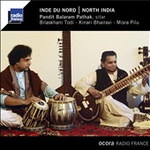 Balaram Pathak: North India [Digipak] [6/29]