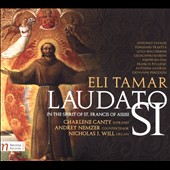 Laudato Si: In the Spirit of St. Fancis of Assisi - A collection of Stabat Mater settings transcribed for voice & organ by Vivaldi, Traetta, Boccherini, Rossini, Haydn, Poulenc, Dvorak / Charlene Canty, soprano