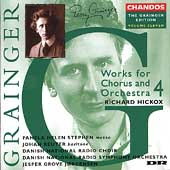 Grainger Edition Vol 11 - Works for Chorus and Orchestra 4
