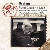 Brahms, Mozart: Piano Concertos / Backhaus, B&#246;hm