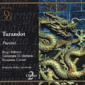 Puccini: Turandot / Votto, Nilsson, Carteri, La Scala