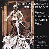 Flute Sonatas from the Italian Baroque / Kraber, et al