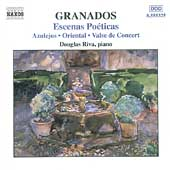 Granados: Piano Music Vol 5 / Douglas Riva