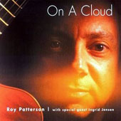 Roy Patterson: On a Cloud