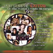 Various Artists: Por Siempre Exitos, Vol. 4