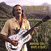 Ken Emerson (Guitar): Hawaiian Tangos, Hulas & Blues *