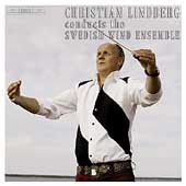Christian Lindberg conducts the Swedish Wind Ensemble