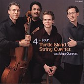 4+Four / Turtle Island Quartet, Ying String Quartet
