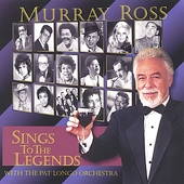 Murray Ross: Sings to the Legends