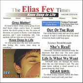 Elias Fey: Knee Deep in Life