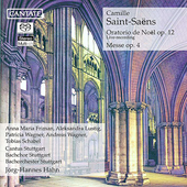 Saint-Sa&#235;ns: Christmas Oratorio Op 12, Mass Op 4
