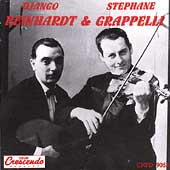 Django Reinhardt: Django Reinhardt and Stephane Grappelli