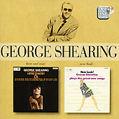 George Shearing: Here And Now/New Look