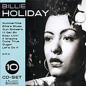 Billie Holiday: Billie Holiday [Membran Box]