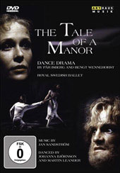 Sandstrom: The Tale of a Manor / Dominique/Swedish RSO [DVD]