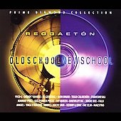 Various Artists: Reggaeton Old School: New School [CD/DVD]
