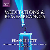 Mediations & Remembrances - Pott / Martin, Russcher, et al