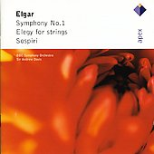 Elgar: Symphony No.1, Elegy For Strings, Sospiri