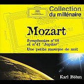 Mozart: Eine Kleine Nachtmusik, Symphonies Nos. 40 & 41
