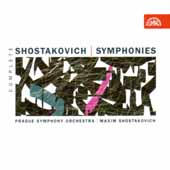 Shostakovich: Symphonies (complete) / Shostakovich, et al