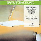 Stravinsky, Beethoven, Debussy / Kameda, Balet