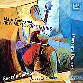 New Music for Strings - Mark Zuckerman / Suben, et al