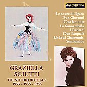 Graziella Sciutti - The Studio Recordings