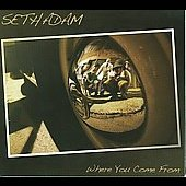 Seth Adam: Where You Come From [Digipak]