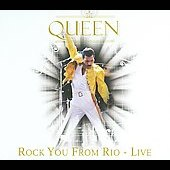 Queen: Rock You from Rio [Digipak]