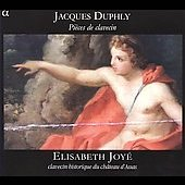 Duphly: Pieces de Clavecin / Elisabeth Joye