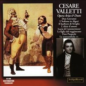 Cessare Valletti: Opera Arias And Duets