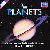 Holst: The Planets / Charles Dutoit