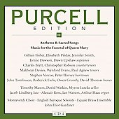 Purcell Edition, Vol. 3: Anthems & Sacred Songs; Music for the Funeral of Queen Mary