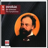 Dvor&aacute;k: The Symphonies