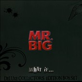 Mr. Big: What If... [CD/DVD] [Bonus LP] [Limited Edition] [Box Set] *
