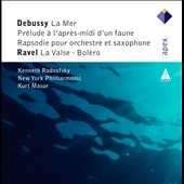 Debussy: La Mer; Ravel: La Valse; Bolero / Masur