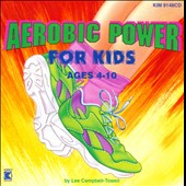 Lee Campbell-Towell: Aerobic Power For Kids