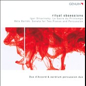 Ritual Obsessions / works for percussion